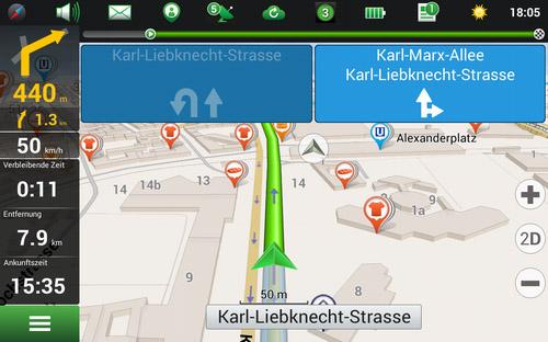 navitel deutschland karte NAVITEL   Navitel Navigator mit Karten